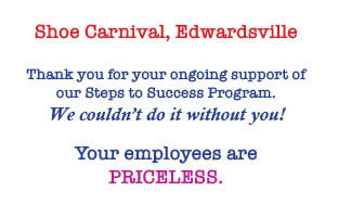 Thanks 7 - Shoe Carnival